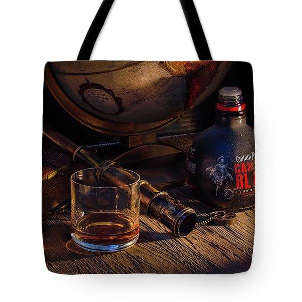 Captain Morgan Tote Bag