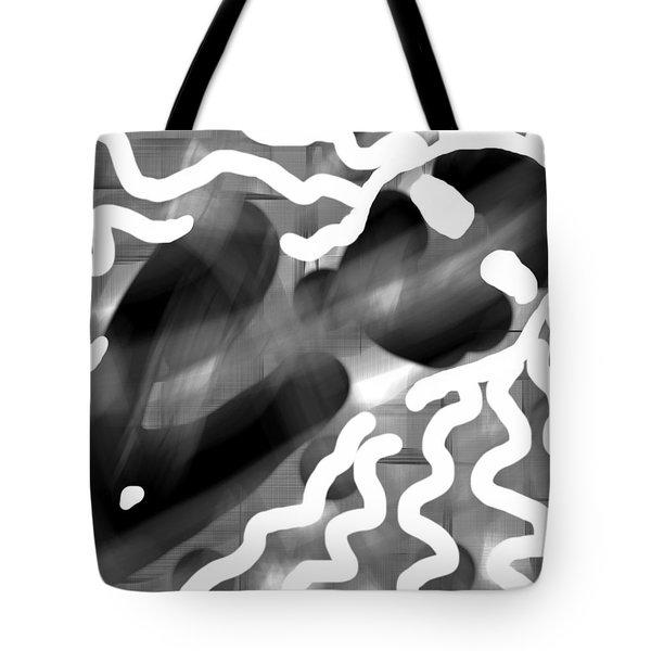Captured The Spirit Tote Bag