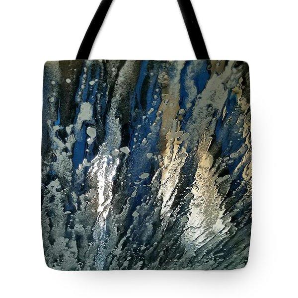 Car Wash Blues Tote Bag
