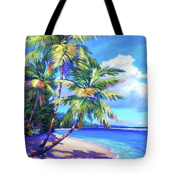 Caribbean Paradise Tote Bag