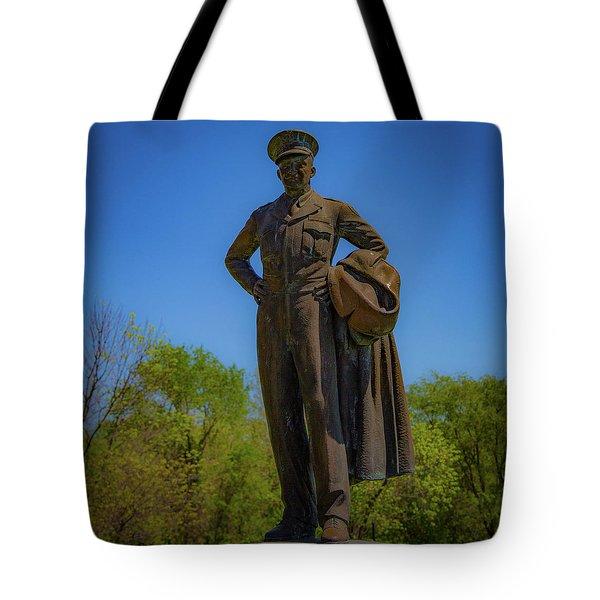 Carlyle Ike Tote Bag