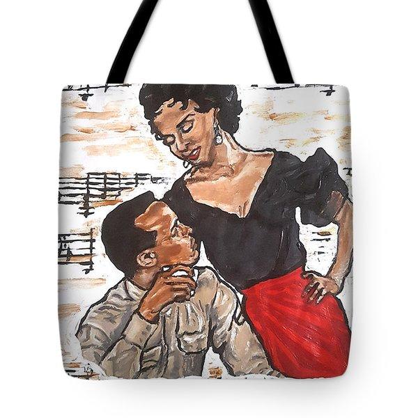Carmen Jones - That's Love Tote Bag