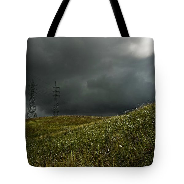 Caroni Grasslands Tote Bag