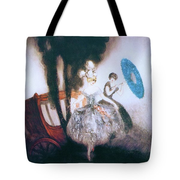 Carriage - Digital Remastered Edition Tote Bag