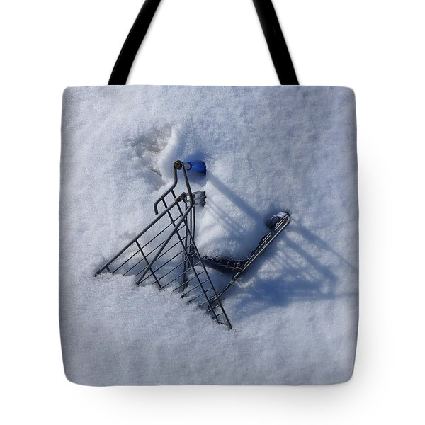 Cart Art No. 32 Tote Bag