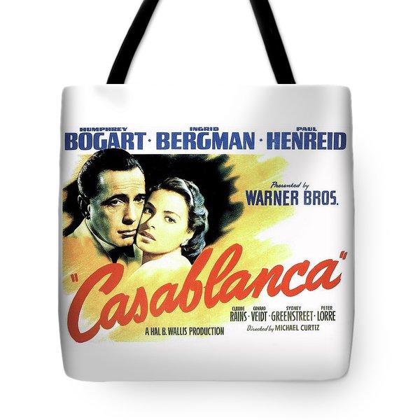 Casablanca Tote Bag