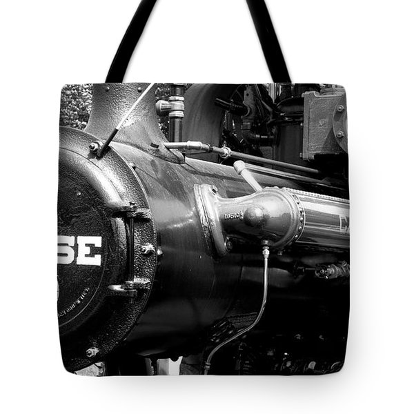 Case Eagle Tote Bag
