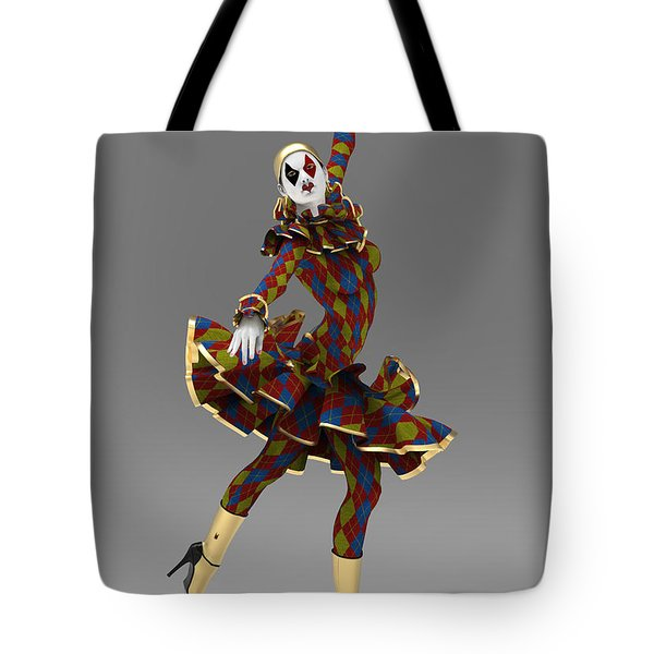 Catalan Pierrette Tote Bag