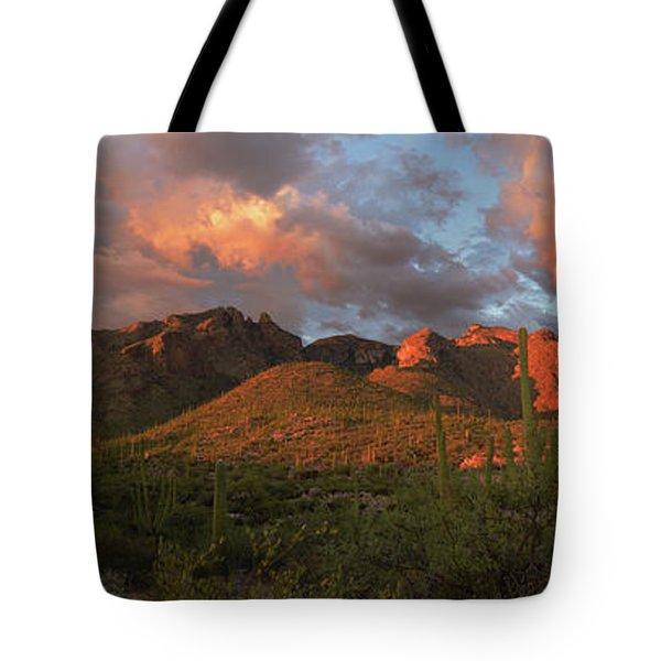 Catalina Mountains, Arizona Tote Bag