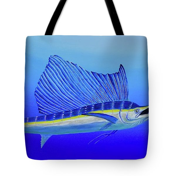 Tote Bag featuring the painting Catch Me If You Can by Mary Scott
