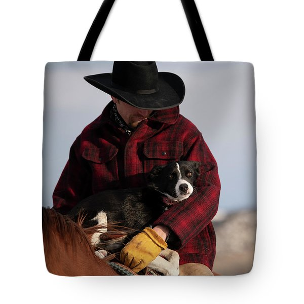 Catch Ride Tote Bag