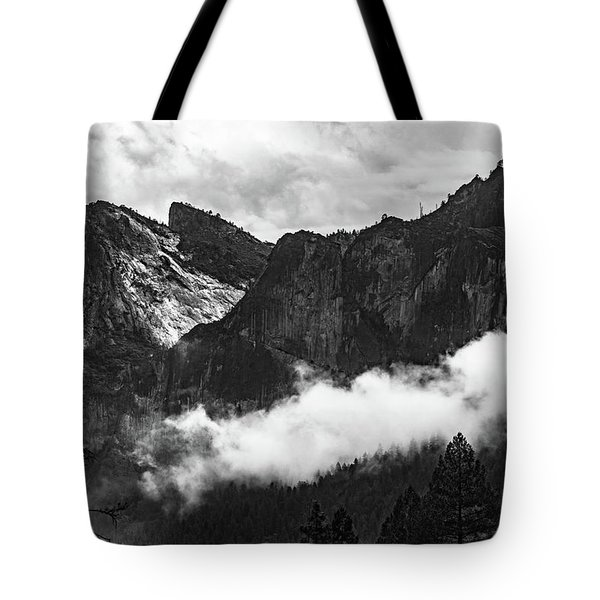 Cathedral Rocks Tote Bag
