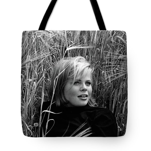 Tote Bag featuring the photograph Cathy by Jeremy Holton