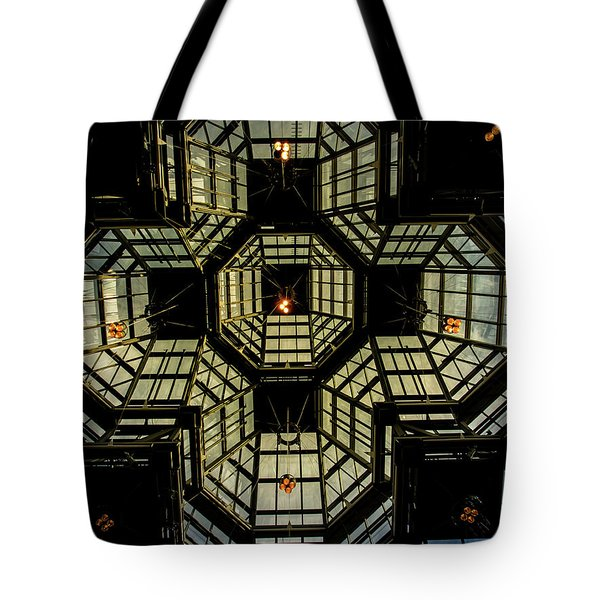 Cealing Of The National Gallery Of Canada Tote Bag