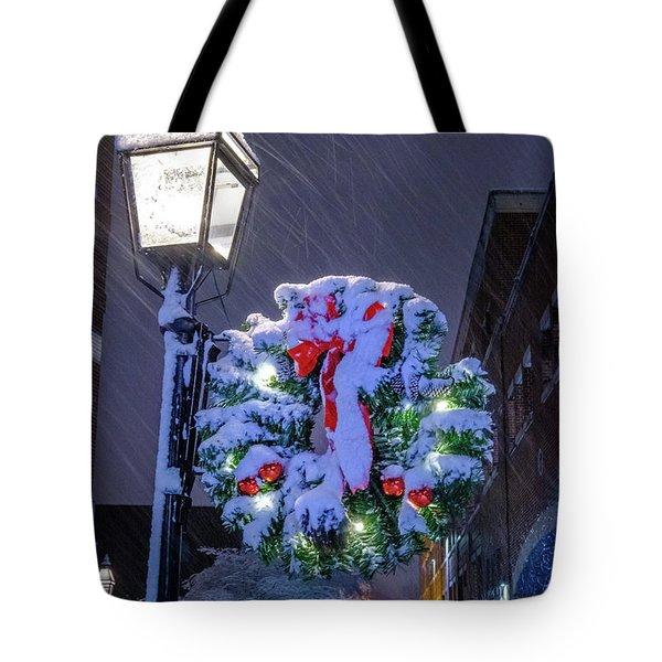 Celebrate The Season Tote Bag