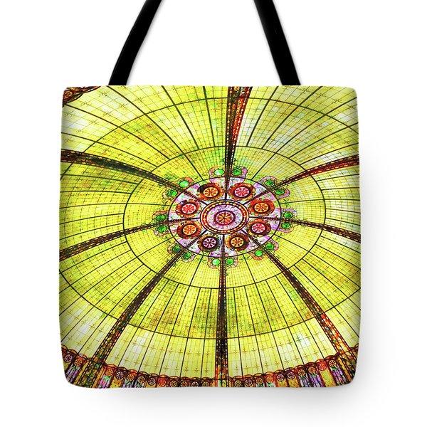 Celebration Of Glass Tote Bag