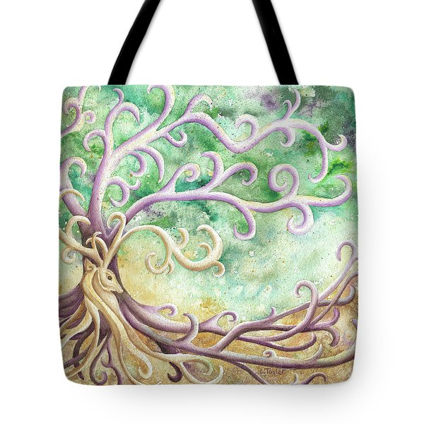 Celtic Culture Tote Bag