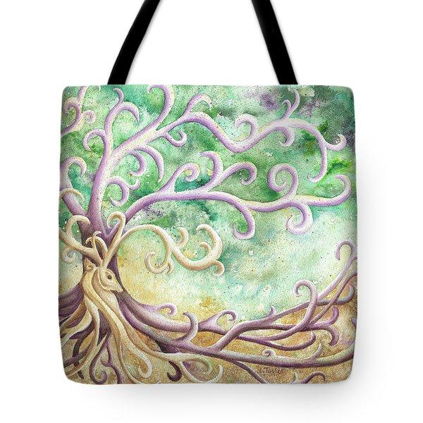 Celtic Culture Tote Bag