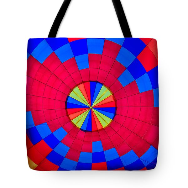 Centerpoint Tote Bag