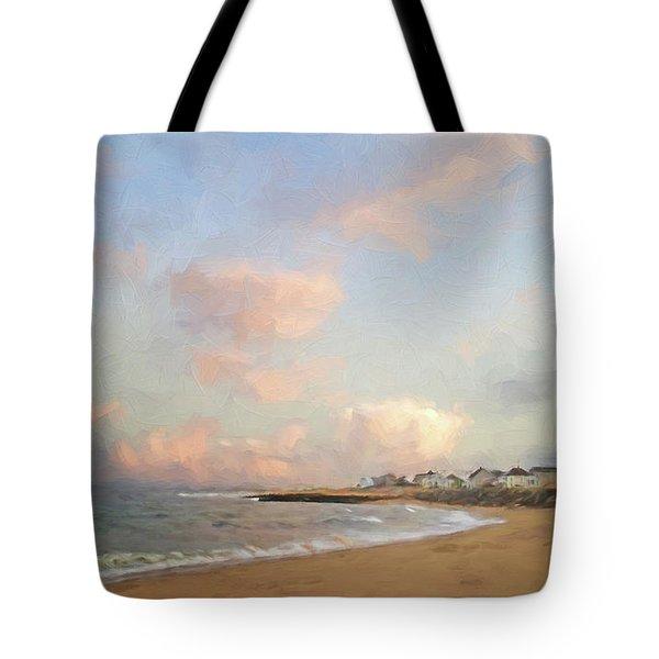 Cezanne Sunset Tote Bag