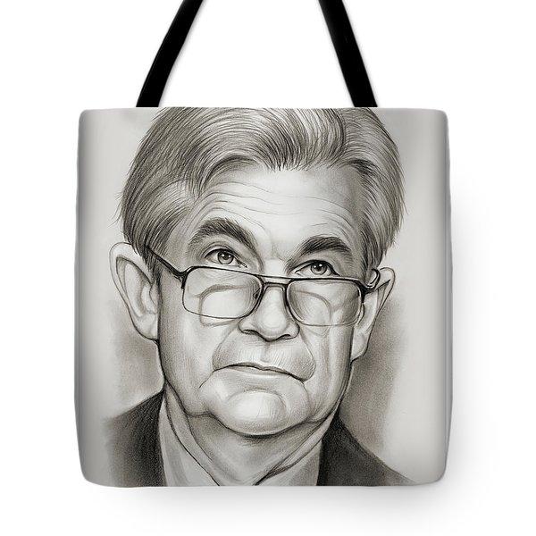 Chairman Powell Tote Bag