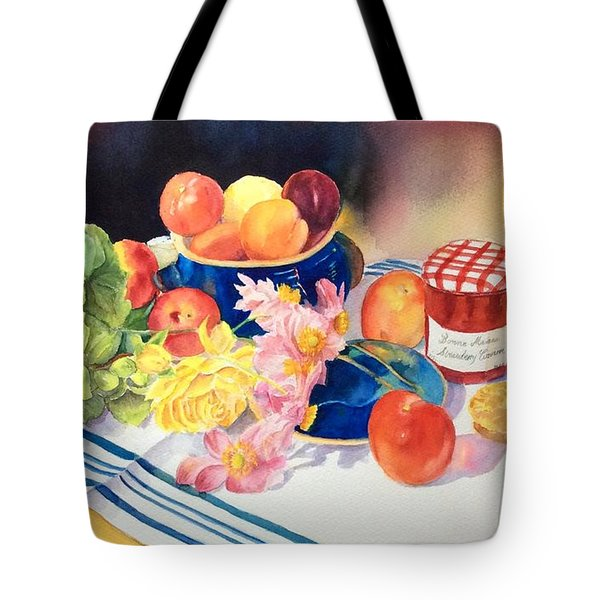 Chaos In The Kitchen Tote Bag