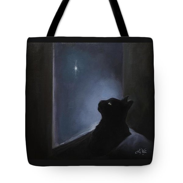 Charlie's Christmas Spirit Tote Bag
