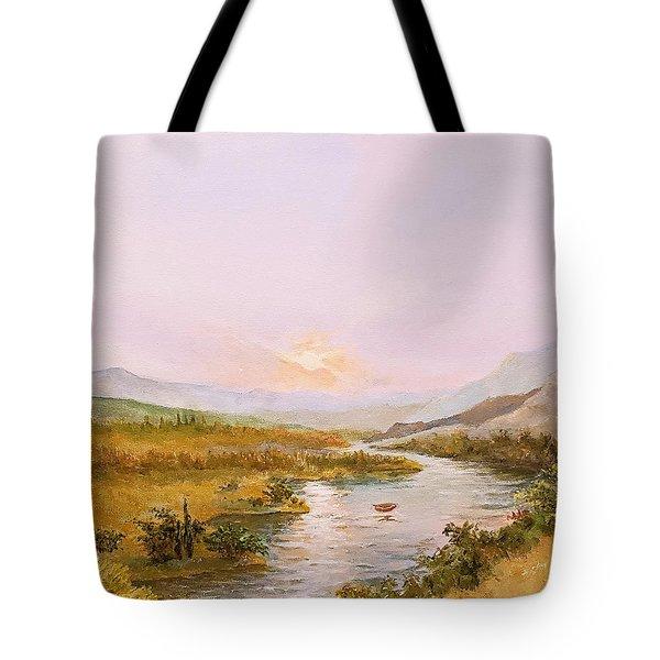Charon's Sabbatical Tote Bag
