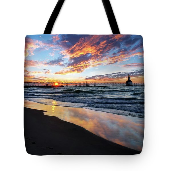 Chasing The Dream Tote Bag