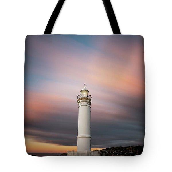 Chasing Twilight Tote Bag