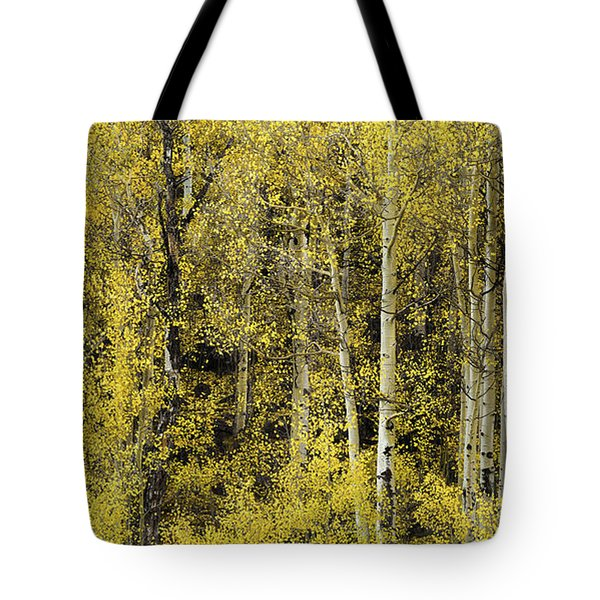 Cheerful Yellow Tote Bag