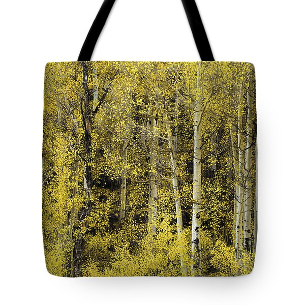 Tote Bag featuring the photograph Cheerful Yellow by Leland D Howard