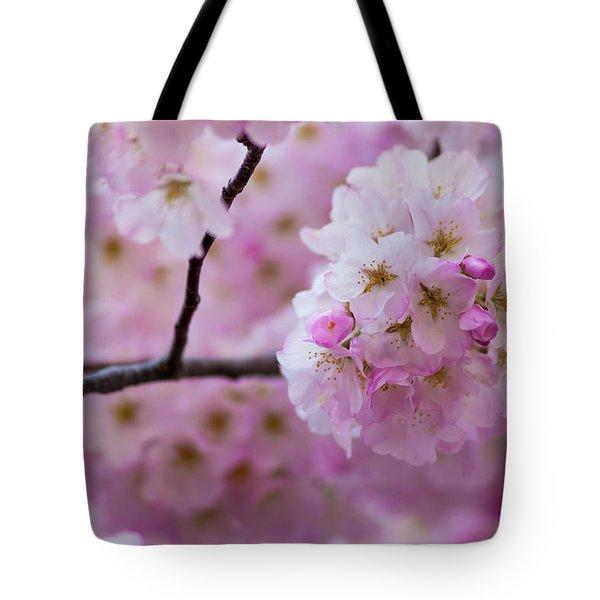 Cherry Blossom 8624 Tote Bag