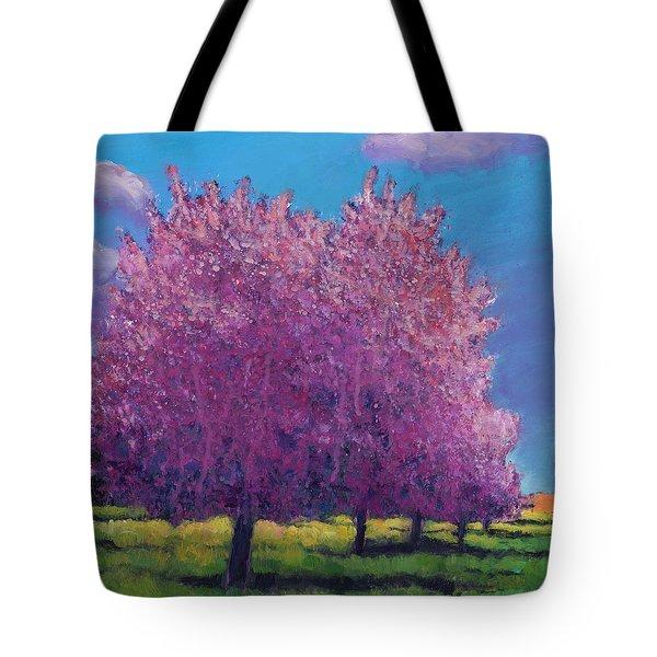 Cherry Blossom Day Tote Bag
