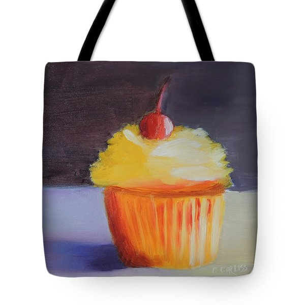 Cherry On Top Tote Bag