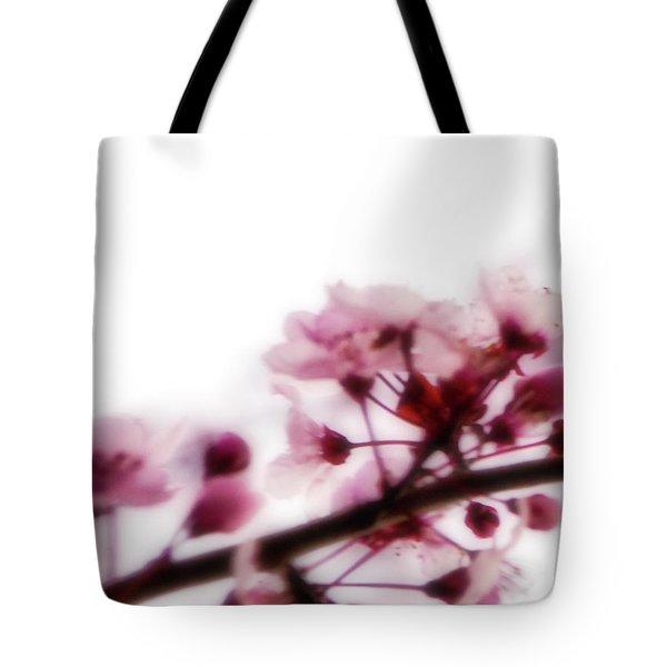 Cherry Triptych Left Panel Tote Bag