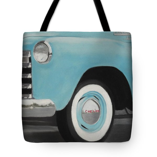 Chevy Truck 3100 Tote Bag