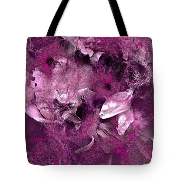 Cheyenne Angel Tote Bag