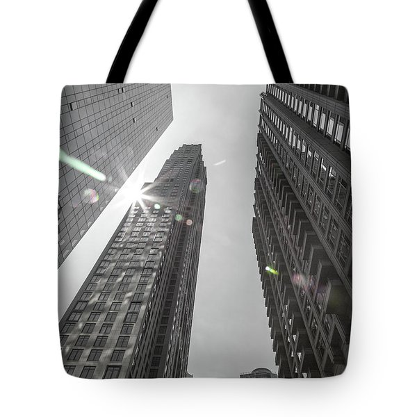 Chicago City Daylight  Tote Bag