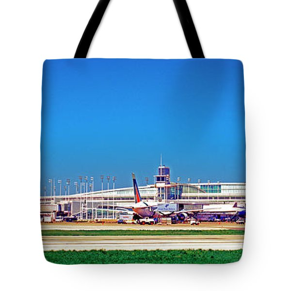 Chicago, International, Terminal Tote Bag