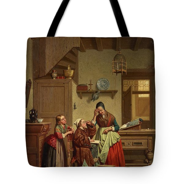 Children's Game Tote Bag