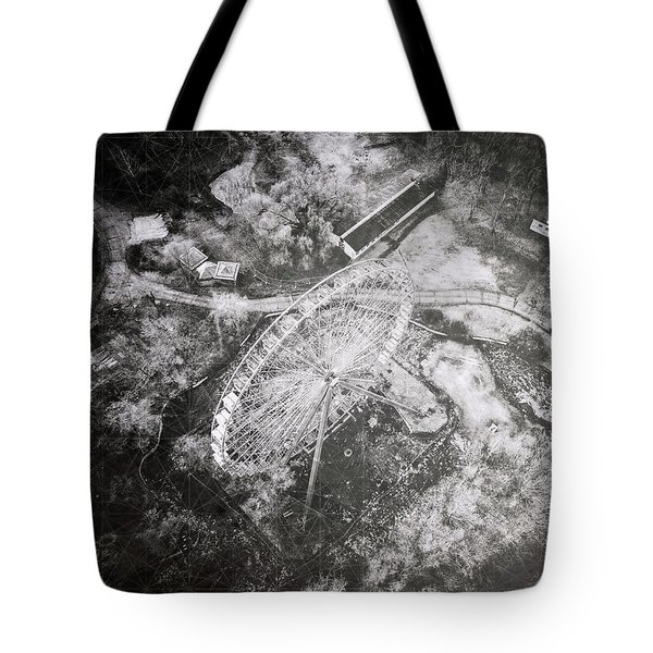 Tote Bag featuring the photograph Child's Play by Susan Maxwell Schmidt