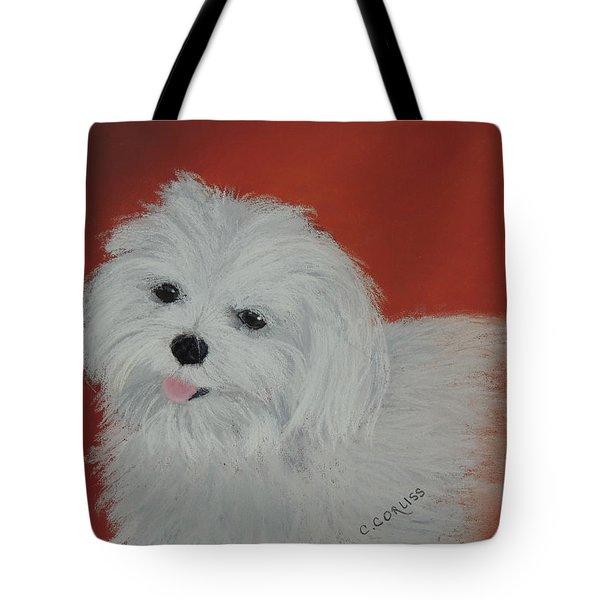 Chloe's Angel Tote Bag