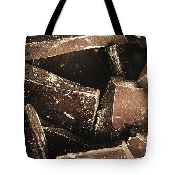 Chocablock Tote Bag