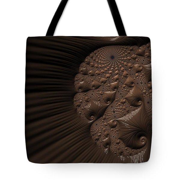 Chocolate Fudge. Tote Bag