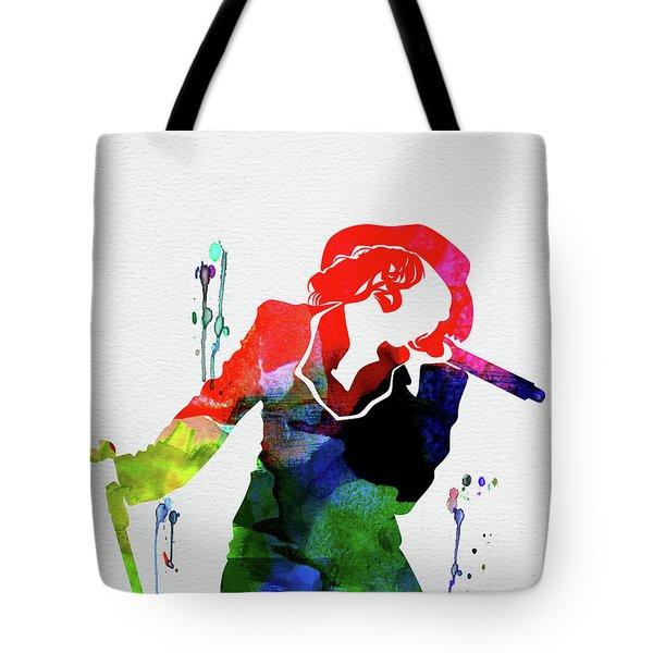 Christina Watercolor Tote Bag