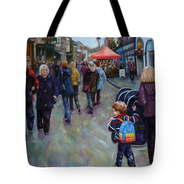 Christmas Fayre Tote Bag