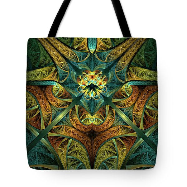 Chronicles Tote Bag