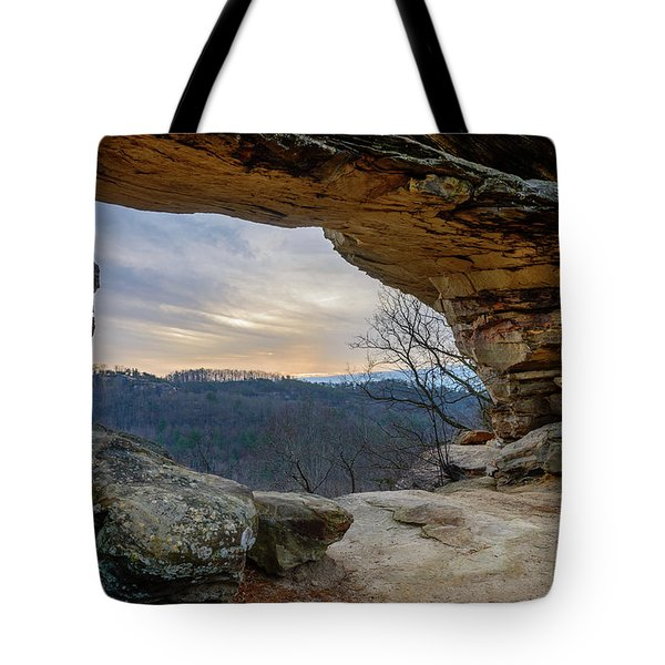 Chronicles Of The Gorge Tote Bag