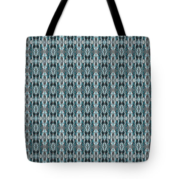 Tote Bag featuring the mixed media Chuarts Sjg by Clark Ulysse